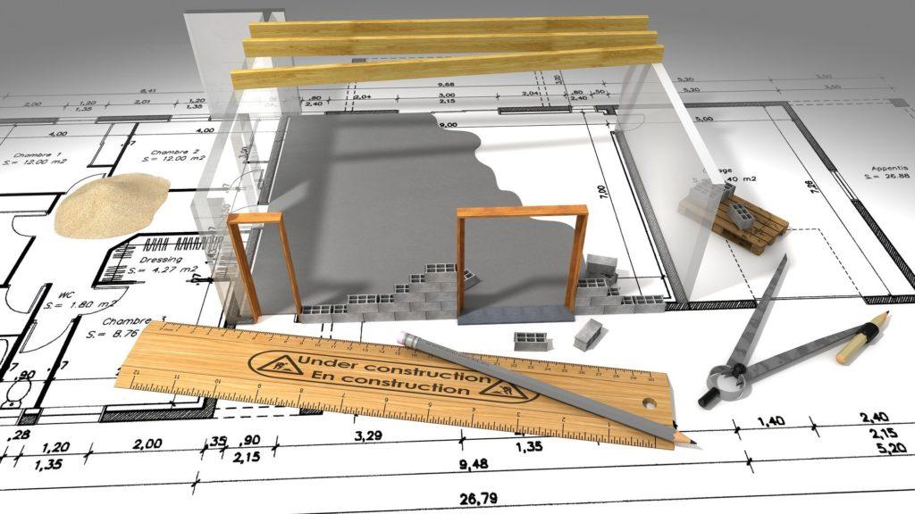 Визуализация проекта перепланировки